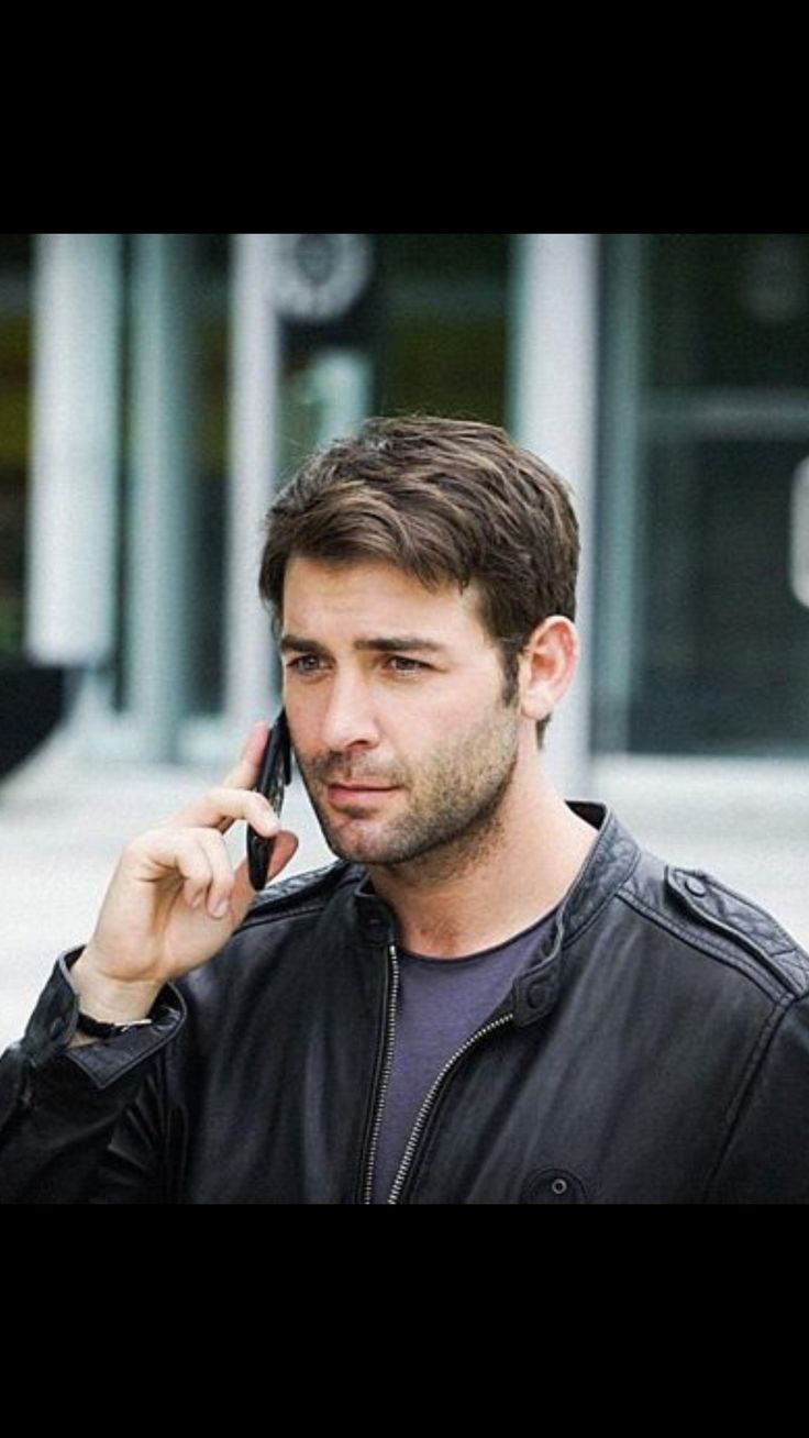 James Wolk from Zoo (TV series) ❤️