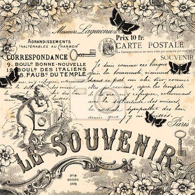 Sticker Le souvenir