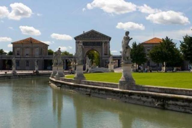 Jardín Botánico Universidad de Padua. Padua, Italia
