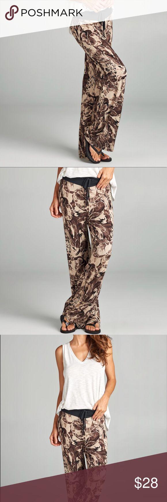 Drawstring Lounge Pants MADE IN USA Drawstring Lounge Pants MADE IN USA; new; 95% rayon 5%spandex Pants