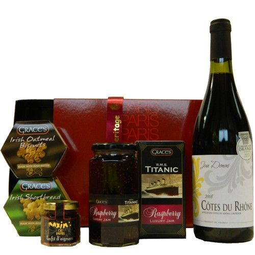 Maxim's Cotes du Rhone Selection Wine Hamper. #Wine #hamper, hampers UK, hampers #Ireland. http://www.heritagehampers.com/gift-types/gift-types-classic-hampers/maxims-cotes-du-rhone-selection-wine-hamper