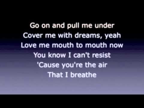 ▶ Backstreet Boys - Drowning (Lyrics) - YouTube
