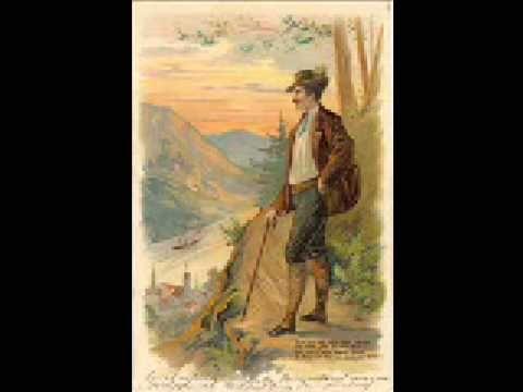 Deutsches Volkslied - Mein Vater war ein Wandersmann