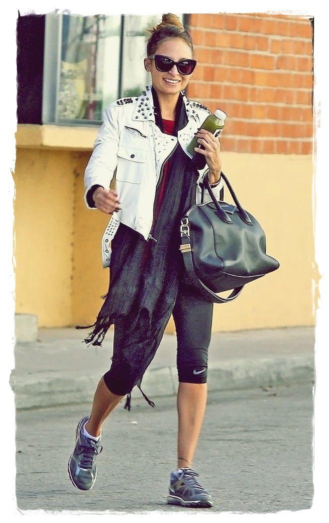 Nicole Richie Street Style 2014