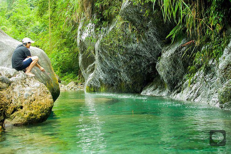 白鮑溪、荖溪 溪流之美
