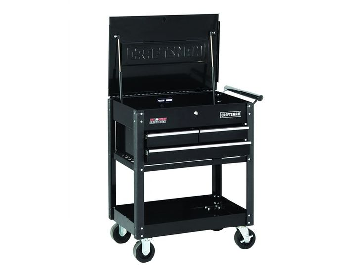 Craftsman GripLatch Utility Cart Jason