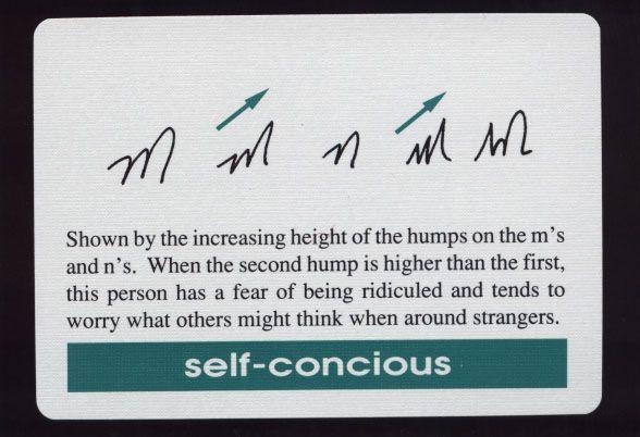 handwriting analysis expert california