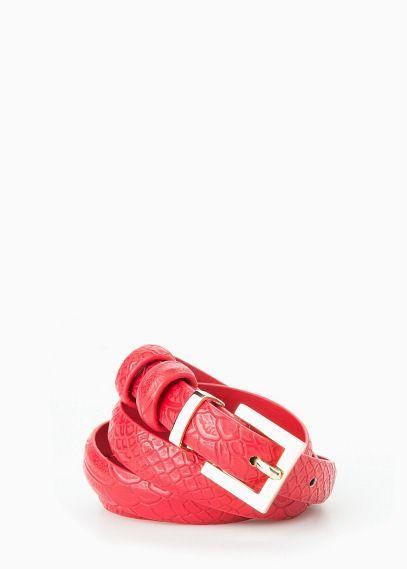 8 Cinturones - Accesorios - Mujer | MANGO Outlet España