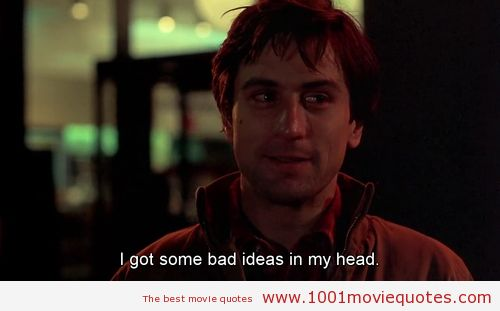 Taxi Driver (1976) - movie quote