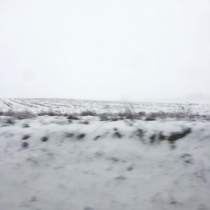 Jestem jak Stefan. Podróżuję z wagonie ze strefą ciszy :) a takie widoki za oknem. Lubię patrzeć na wielkie puste przestrzenie na co dzień zupełna odwrotność!