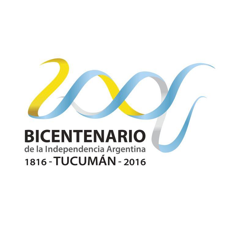 El logo elegido por la Provincia de Tucumán para la conmemoración.