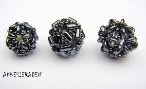rulla bead | Jewelery from Akke