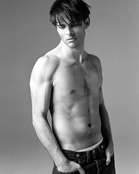 James Marsden shirtless...yes please!
