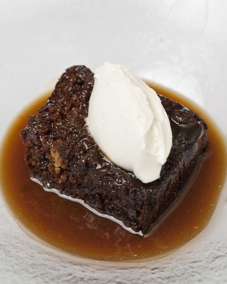 This sticky toffee pudding recipe from Galton Blackiston is gloriously simple. Serve this classic self saucing dessert with crème fraiche or ice cream for an extra dimension.