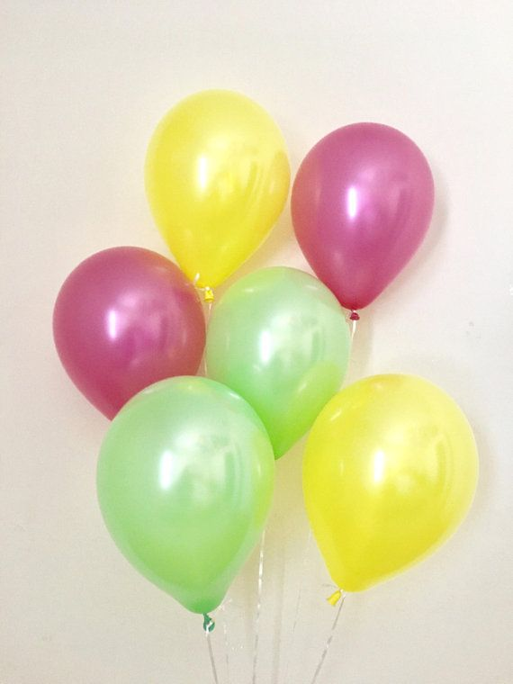 20 yellow Marble Rainbow 12 INCH Latex Balloons Party Wedding  party DecorationS