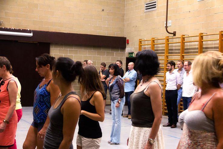 Cours des danses latines en solo pour tous