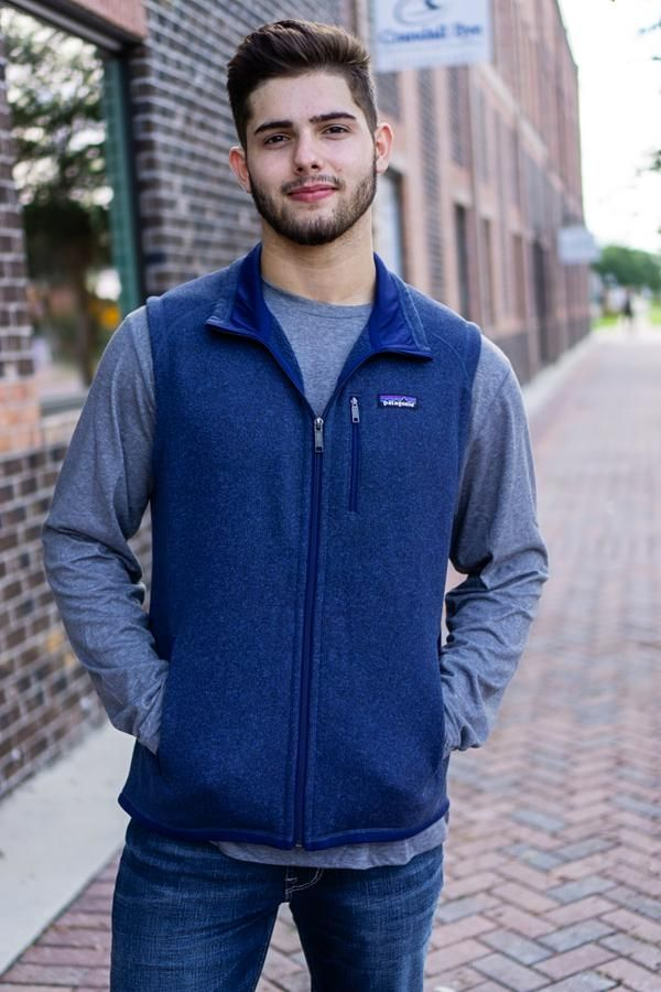 Patagonia Men/'s Better Sweater Fleece Vest