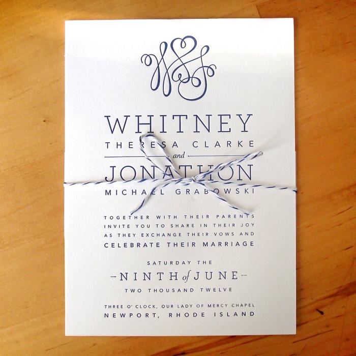 wedding invite nautical monogram 97 best Wedding