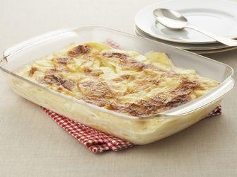 Recepten - Aardappelgratin