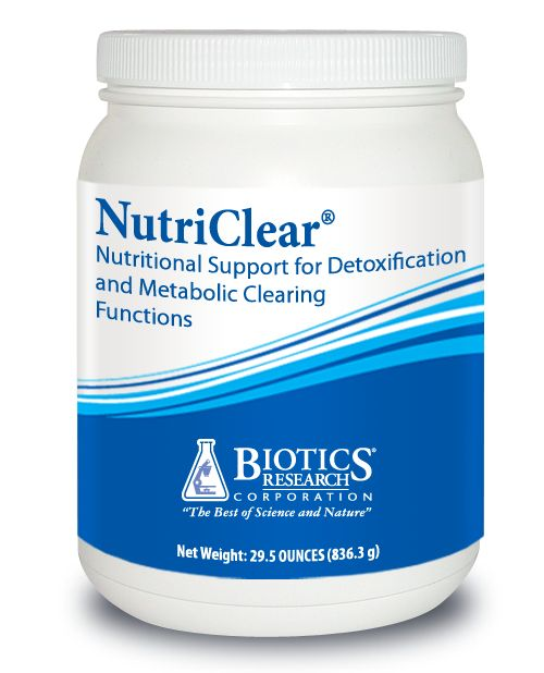 Metabolic Clearing Formula Phase 1 and 2 Liver Detox: NEW ADVANCED FORMULATION!