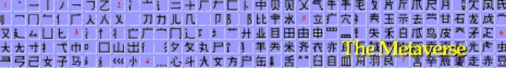 If English was written like Chinese