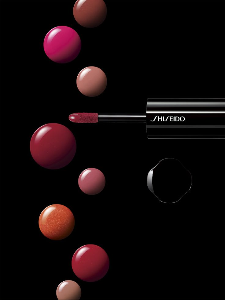 Intense color and rich luster for lips - inspired by Japanese lacquer artistry. NEW Lacquer Rouge now available in 8 shades.