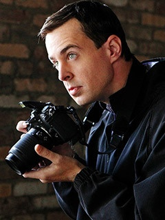 Sean Murray, aka: Timmy McGee, NCIS