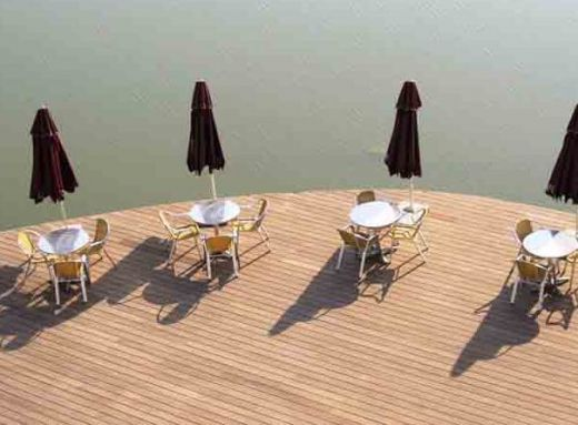 MOSO ha desarrollado una verdadera alternativa ecológica y duradera a la madera tropical.