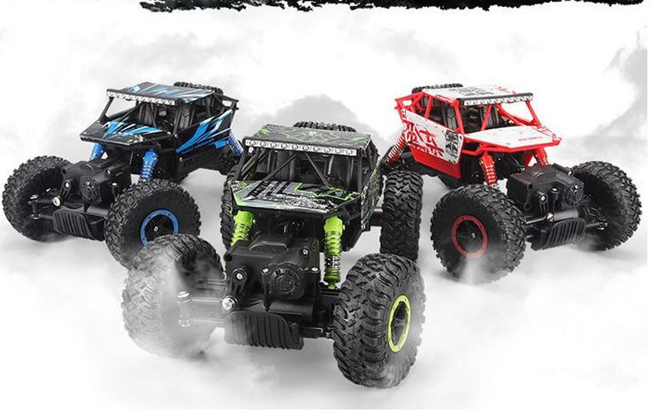 $62.8 - Nice New RC Car 4WD 2.4GHz Rock Crawlers Rally climbing Car 4x4 Double Motors Bigfoot Car Remote Control Model Off-Road Vehicle Toy - Buy it Now! Check more at https://kidshopglobal.com/kids-and-baby-shop-online/toys-and-hobbies/remote-control-toys/rc-cars/new-rc-car-4wd-2-4ghz-rock-crawlers-rally-climbing-car-4x4-double-motors-bigfoot-car-remote-control-model-off-road-vehicle-toy/