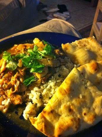 Crock Pot Chicken Vindaloo Recipe - Chicken Recipes. #chickenrecipes #indianrecipes