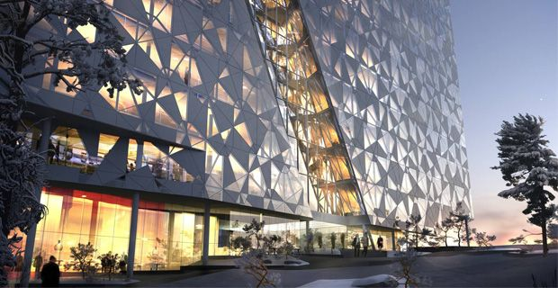 New Oslo waterfront  (ArchitetturaEcosostenibile.it)