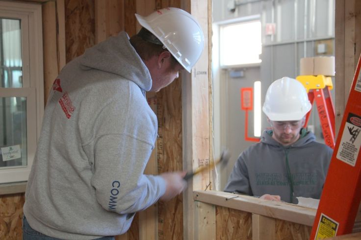 A partnership between Moraine Park Technical College and the Veterans Outreach of Wisconsin is providing new safe housing for homeless veterans. Check it out... Carpentry apprentice class assists Veteran's Outreach - http://blog.morainepark.edu/carpentry-apprentice-class-assists-veterans-outreach/