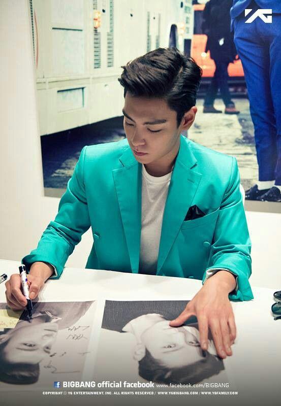 T.O.P of Big Bang ( Choi Seung Hyun)