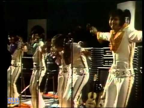 """The Osmonds - """"Down By The Lazy River"""" & """"Tambourine"""" (1973)"""