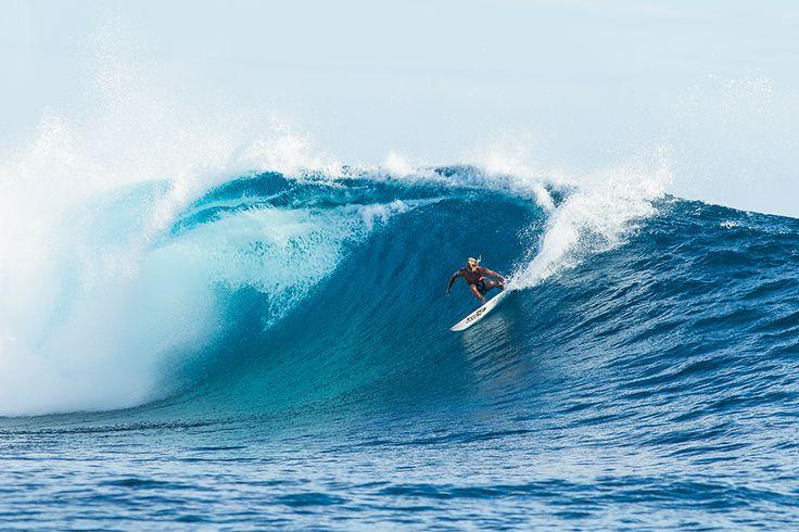 Dane Gudauskas, Fiji. Photo: Todd Glaser