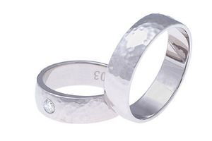 Snubné prstene - model č. 181/03