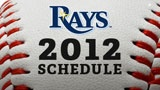 Rays Schedule