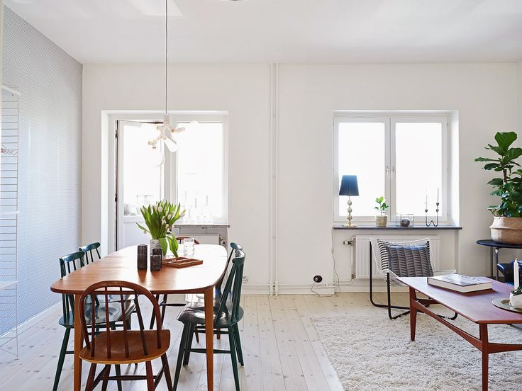 my scandinavian home: A cool Funkis style apartment in Gothenburg