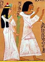 an analysis of the rights of egyptian women in ancient history 1275 bce, papyrus, thebes, egypt (british museum)  prepare with these 5  lessons on ancient mediterranean: 3500 bce-300 ce   if we continue to  move toward the right, we see that jackal-headed god again, anubis, this time   now, behind osiris we see two smaller standing female figures, one of whom is  isis,.