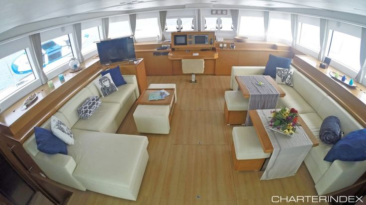 62' Lagoon Catamaran, Accommodates 8 Guests