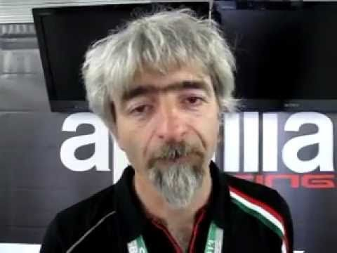 WSBK 2013: Phillip Island, Australia.  Gigi Dall'Igna after the races #Aprilia #Racing #superbike #SBK #race #interview #sport #motorbike #motorcycle