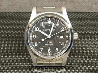 Watch-A-Day: Hamilton Khaki Field Automatic