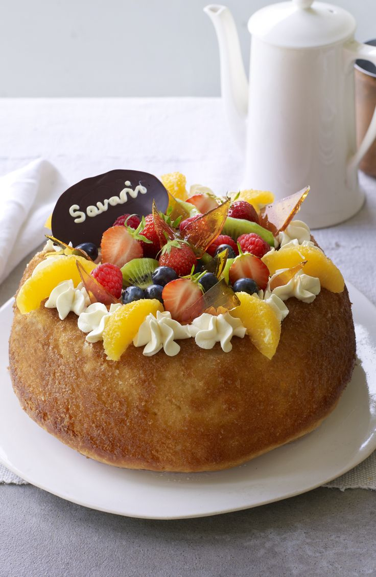 Can you master the savarin from The Great British Bake Off?!