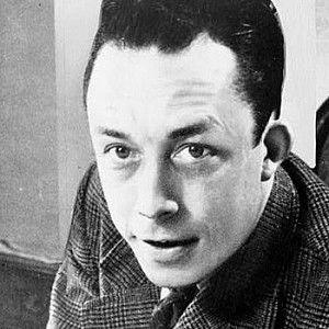 Albert Camus, Nobel Prize winner, Existentialist master.