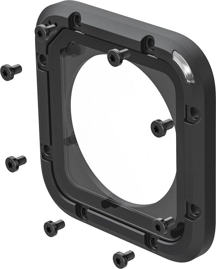 GoPro - Lens Replacement Kit for HERO5 Session Camera - Black, AMLRK-001