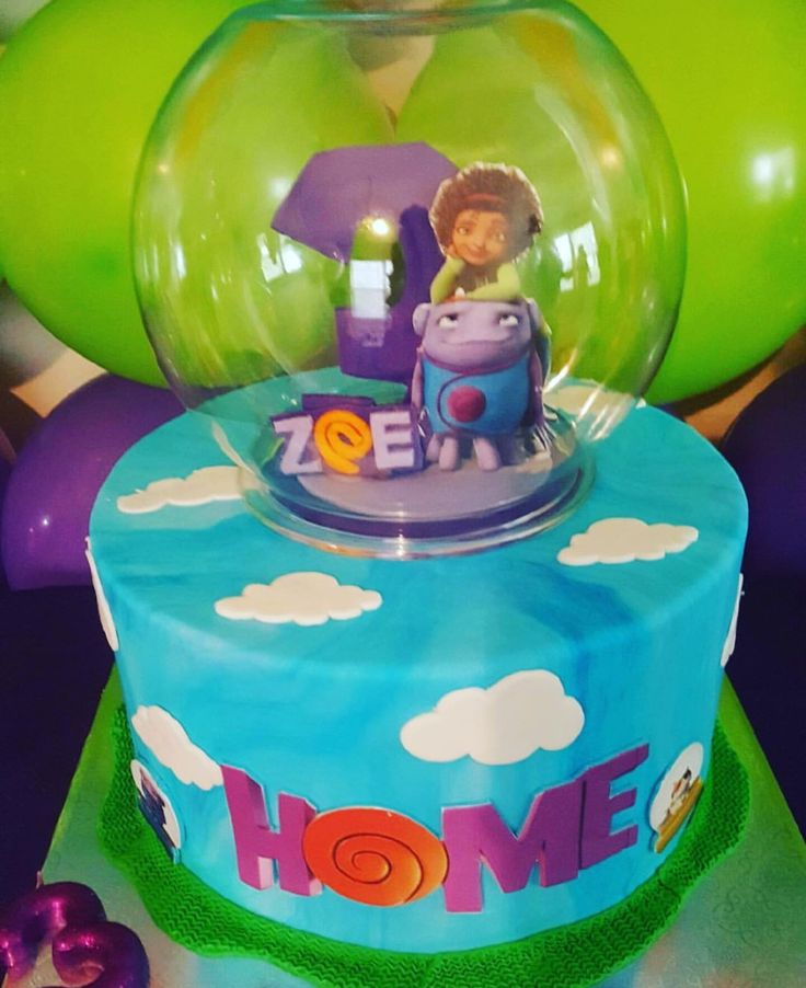 1000+ Images About Dreamworks Home Party On Pinterest