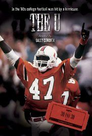 Explore the Miami's football team's rise in the '80s: The U #ESPN