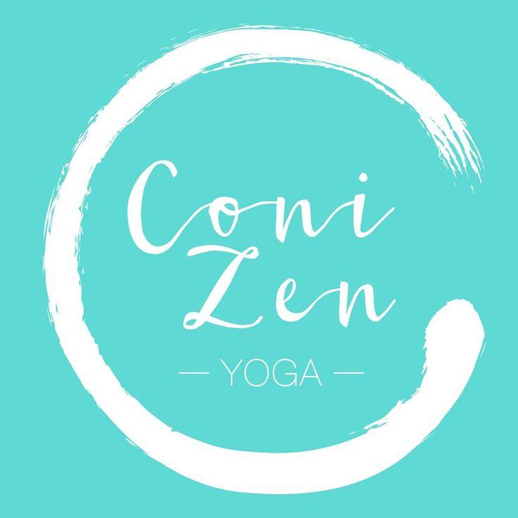 Diseño de Imagen para Coni, instructora de Yoga enfocada en los niños.
