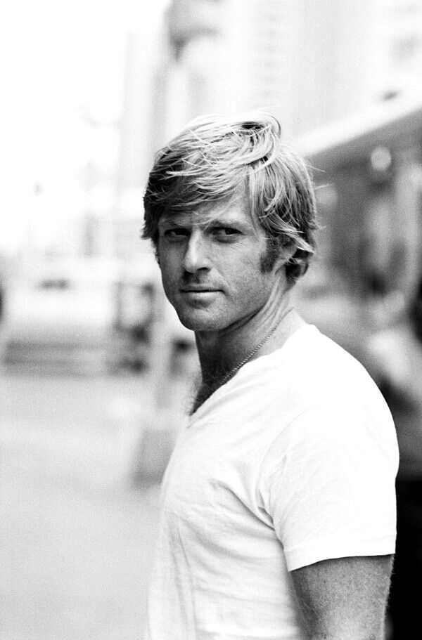 Robert Redford, oh my heart