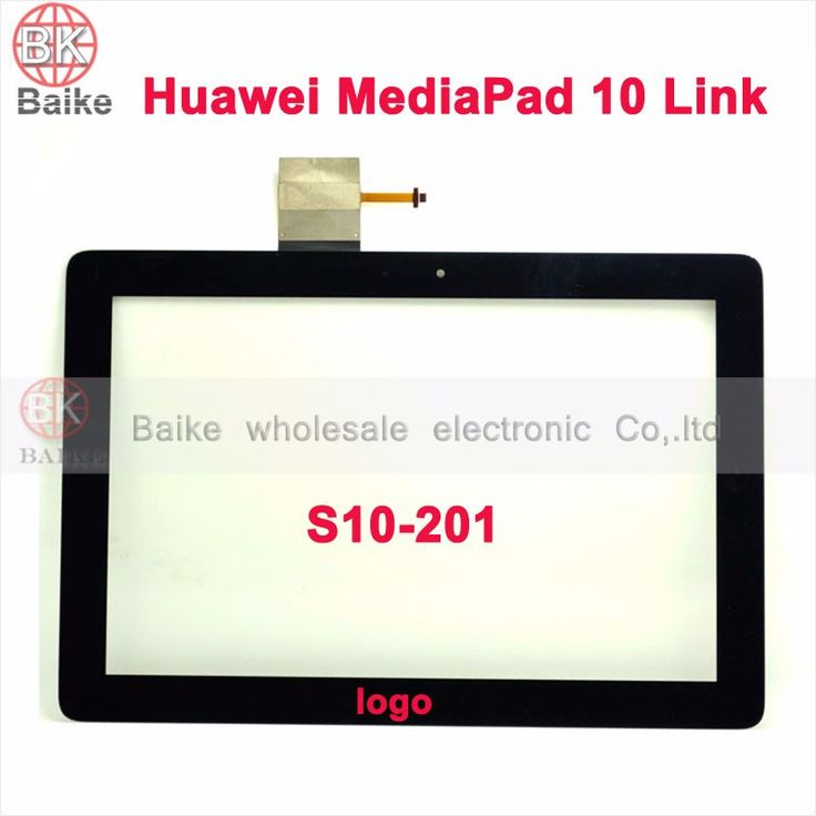 For Huawei MediaPad 10 Link S10-201 S10-201 S10-201U Touch Screen Digitizer Panel 10.1 Inch
